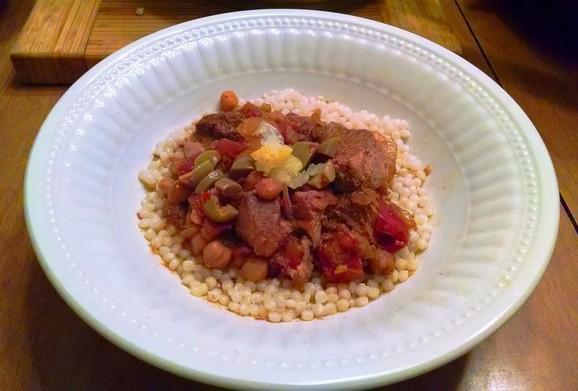 Crockpot Tagine recipe photo