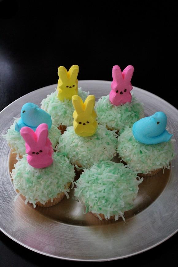 Easter Cupcakes recipe photo