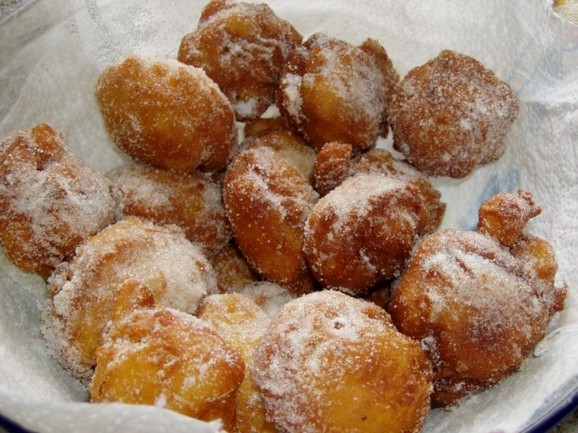Italy - Frittelle di Riso