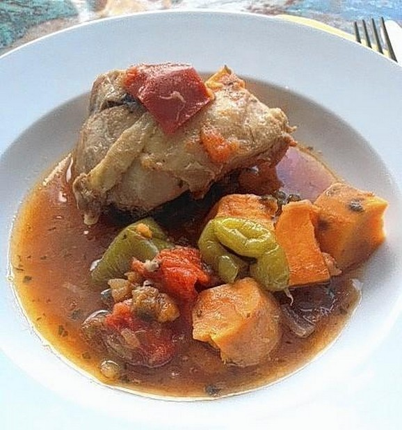 Slow Cooker Chicken recipe photo