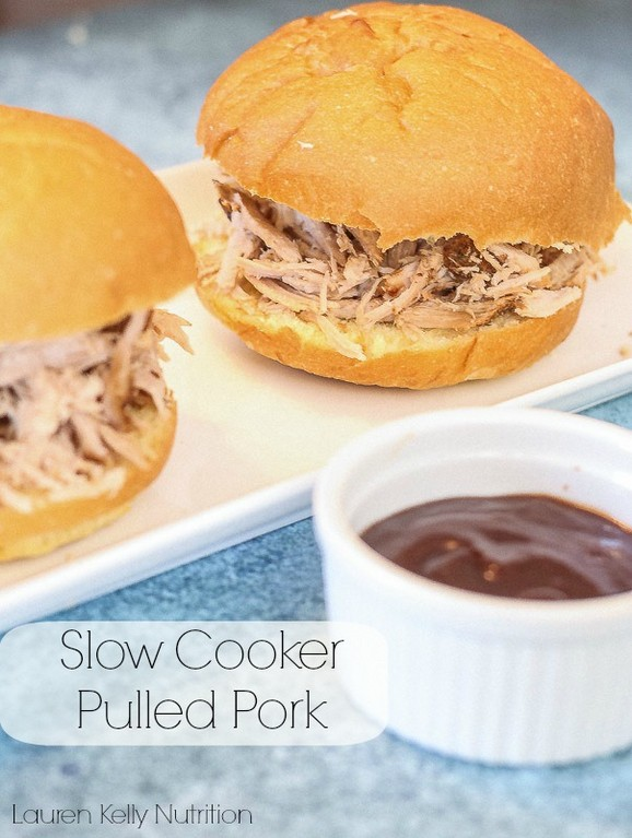 Slow Cooker Pulled Pork recipe photo