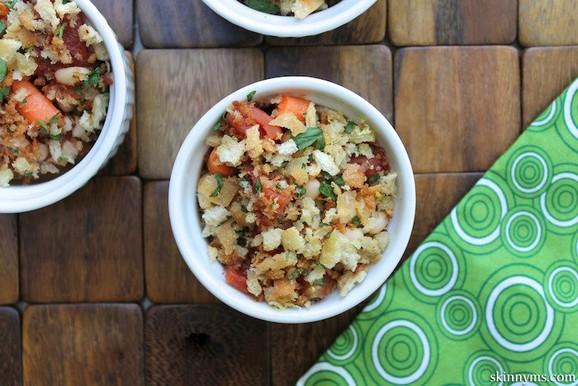 Slowcooker Vegan White Bean Cassoulet recipe photo