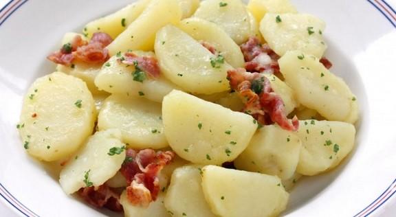 Crock Pot German Potato Salad recipe photo