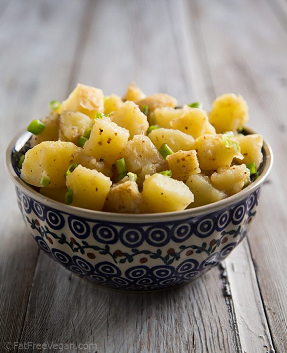 Vegan German Potato Salad recipe