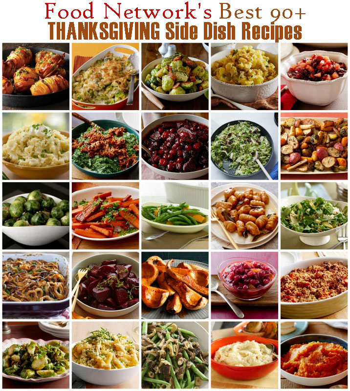 Food Network's Best 90+ Thanksgiving Side Dish Recipes