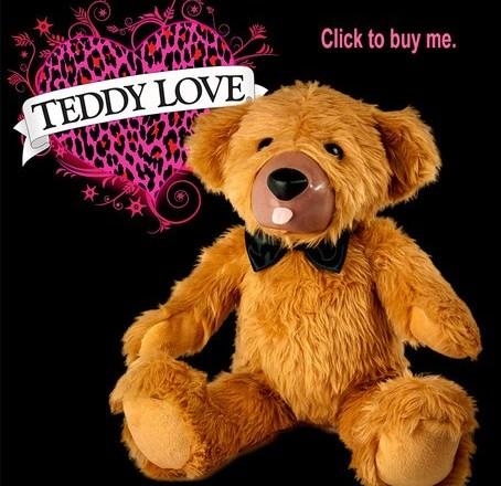 teddy bear sex