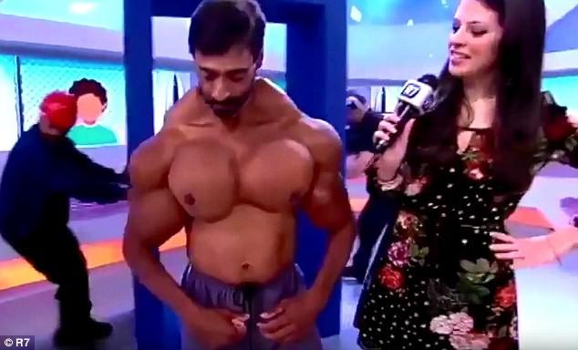 weird muscles