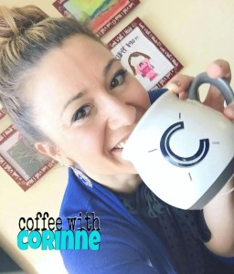 Coffee with Corinne