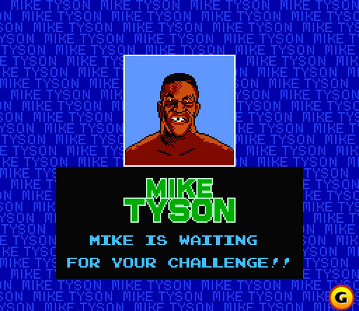 Mike Tyson Punch Out Screenshot