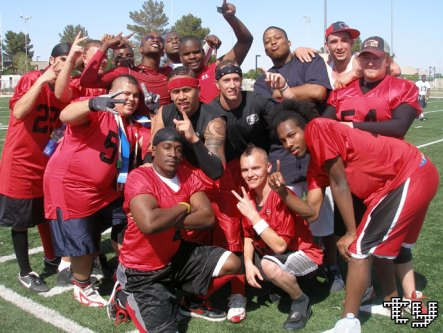 UFB Champs - Group Pic