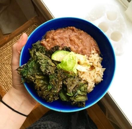 Spicy Lentil Bean Mash Vegan Recipe