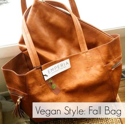 Vegan Style: Fall Bag