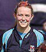 Ashleigh Baxter Ulster Womens Rugby
