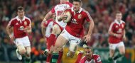 Lions: Bowe injury worry as Reds push Lions.
