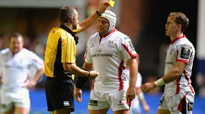 Ulster did themselves no favours in this loss to Leicester.
