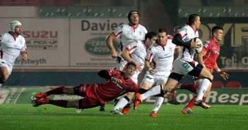 Even Ruan Pienaar couldn't spark an Ulster revival after a limp team display against Scarlets.