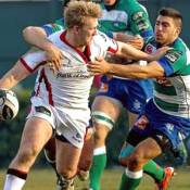 Ulster struggle to break clear of Treviso!