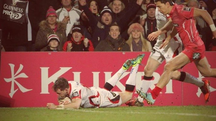 Gilroy slides in to spark Ulster's revival!
