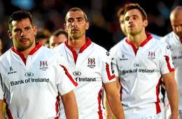 Dejected Ulster players reflect on what might have been.