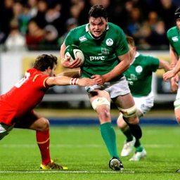 RBS6N: Teams up for France v Ireland U20's