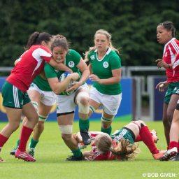 Women: Global Repechage Dublin Sevens Day 2 – Live
