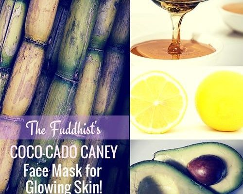 The Fuddhist's Coco-Cado Caney Face Mask for Glowing Skin!