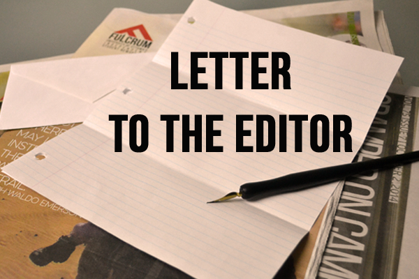Letters to the Editor Placeholder