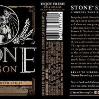 Stone Saison Debuts Today