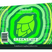 Beachwood Greenshift (3rd Anniversary DIPA)