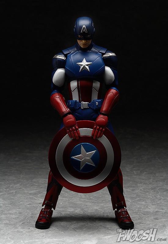 Captain America Avengers 2 Figure Avengers Captain America 4