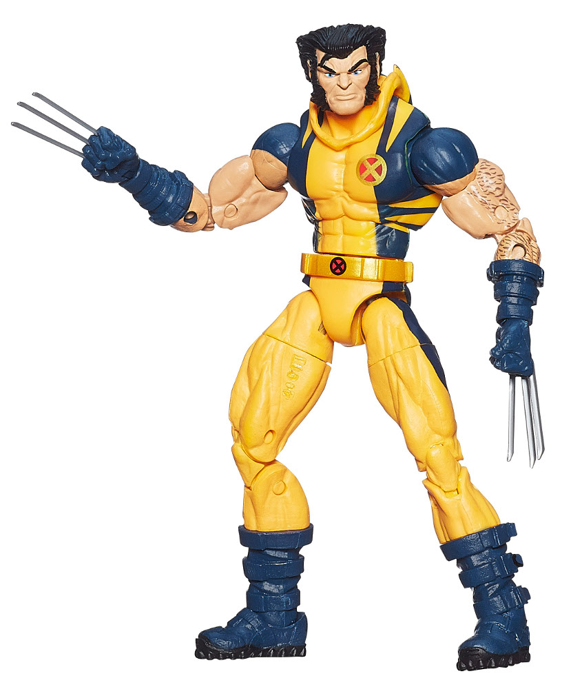 [Hasbro] Marvel Legends | X-Men 2014 revelados X-Men-Legends-Tru-Exclusive-Wolverine