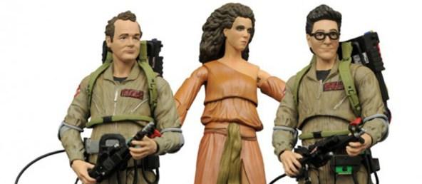 Janine Action Figure Diamond Select Toys GHOSTBUSTERS selezionare
