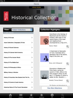 ipad apps ios apps british library ipad app Apps apple apps