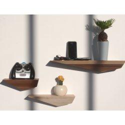 Small Crop Of Floating Shelves Design