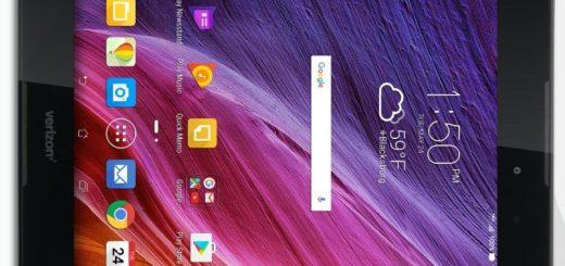 ASUS Zenpad Z8 Tablet For Verizon Leaks