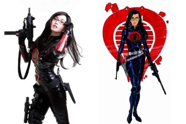 Baroness SBxSB 600x400 Fanatical Five: Top 5 Female Cosplay