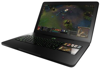 The World's First Gaming Laptop