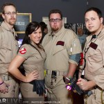 Ghostbusters, Mortal Kombatants, and Celebrities, Oh My!