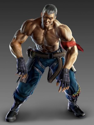 Bryan Fury 300x399 Capcom Reveals New Characters For PS Vita & DLC for Street Fighter X Tekken