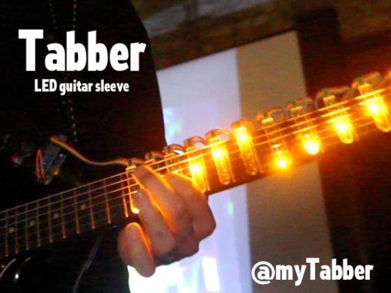 Tabber Guitar Sleeve