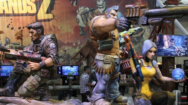 Borderlands 2 PAX East 2012 600x336 PAX 2012: Borderlands 2 Hands On