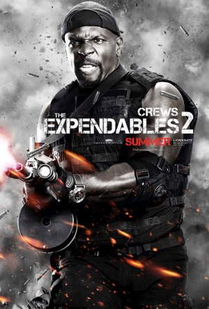 Crews 300x444 Debut of The Expendables 2 Character Posters