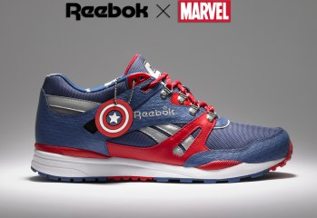 Reebok Marvel Captain America