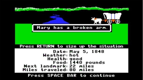 oregon trail game610.jpg 610x0 600x337 Fanatical Five: Top 5 Patriotic American Games