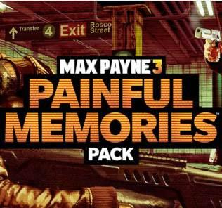Max Payne 3 Painful Memories