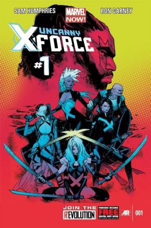 The Comic Fanatic   Week of 1/23: Uncanny X Force, Batwoman, Young Avengers
