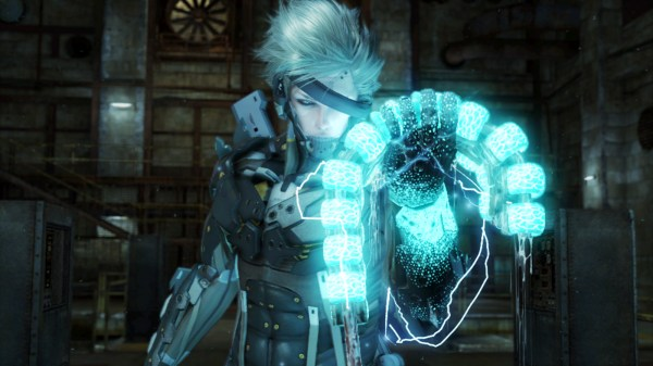MGR1 600x337 Metal Gear Rising: Revengeance Review