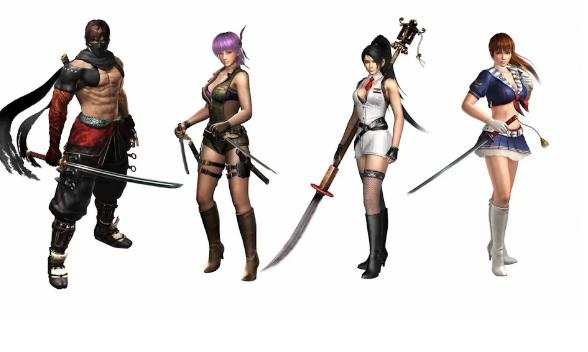New costume DLC and ninja trial missions for Ninja Gaiden 3: Razer's Edge are coming later this month. They'll be free.