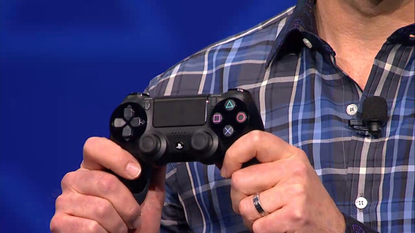 PS4 Controller Sony Announces The PlayStation 4