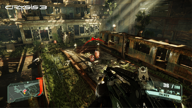 tgfcrysis1 Crysis 3 Review | An Average Dressed Man